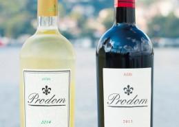 Boğazda davet şarapları